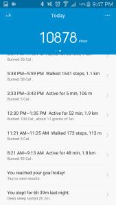 MiFit App 3